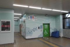 葛西臨海公園駅のオムツ替え台情報