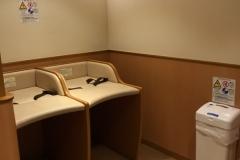 1階到着ロビー4横(1F)の授乳室・オムツ替え台情報