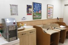 ダイエー赤羽店(2F)の授乳室・オムツ替え台情報