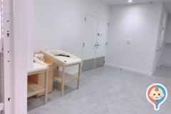 IKEA渋谷(4F)のオムツ替え台情報