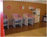 イオン小野店(2階 赤ちゃん休憩室)の授乳室・オムツ替え台情報