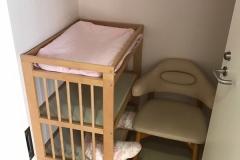 みらいウィメンズクリニック(1F)の授乳室・オムツ替え台情報