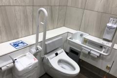 東急プラザ蒲田(4F)のオムツ替え台情報