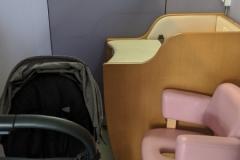 港区立高輪図書館(三階)の授乳室・オムツ替え台情報