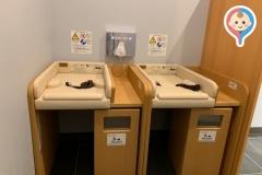 ベルク フォルテ船橋店(1F)の授乳室・オムツ替え台情報