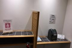 東大阪市民美術センター(1F)の授乳室・オムツ替え台情報