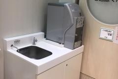 ラズ(2F)の授乳室・オムツ替え台情報