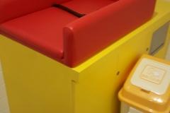 レゴランド名古屋の授乳室・オムツ替え台情報