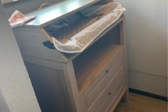 キッチンクボタ(2F)のオムツ替え台情報