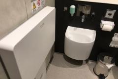 日本生命浜松町クレアタワー(1F)のオムツ替え台情報