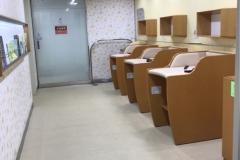 横浜駅構内(中央北改札内)の授乳室・オムツ替え台情報