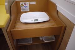 西武大津店(5階 ベビー休憩室)の授乳室・オムツ替え台情報