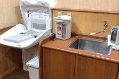 天久りうぼう楽市(1F)の授乳室・オムツ替え台情報