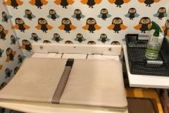 サザンモール六甲B612(2F)の授乳室・オムツ替え台情報