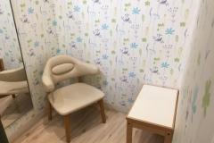 静岡マルイ(3F)の授乳室・オムツ替え台情報