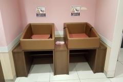 イオンモールつくば(1階  レストラン街東入口そば)の授乳室・オムツ替え台情報