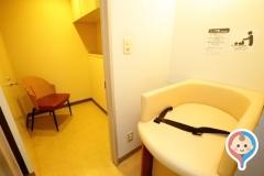 内山医院(2F)の授乳室・オムツ替え台情報