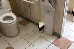 ケーズデンキ 越谷店(2F)の授乳室・オムツ替え台情報