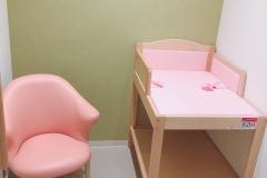 おしゃっち(1F)の授乳室・オムツ替え台情報