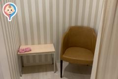 イオンモール大垣2階(2F)の授乳室・オムツ替え台情報