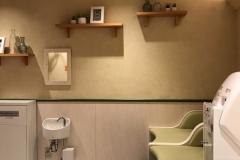 天神地下街(B1F みんなのトイレ天神南駅側ローソン奥)の授乳室・オムツ替え台情報