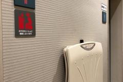 テクスピア大阪(1F)のオムツ替え台情報