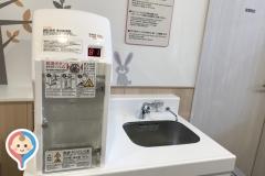 イオンモール 川口(3F)の授乳室・オムツ替え台情報