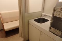 三井アウトレットパーク横浜ベイサイド マリンセントラル2F授乳室(2F)の授乳室・オムツ替え台情報