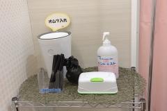 ほけんの窓口 ザビッグ昭島店(1F)の授乳室・オムツ替え台情報