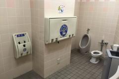 上池台東急ストア(2F)のオムツ替え台情報
