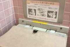 甲府市立図書館(2F)の授乳室・オムツ替え台情報