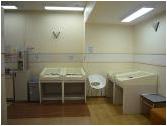 イオン明石ショッピングセンター(3F)の授乳室・オムツ替え台情報