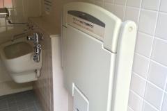 ネッツ多摩 昭島スタジアム(多目的トイレ)のオムツ替え台情報
