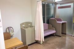 近鉄百貨店生駒店(5階)の授乳室・オムツ替え台情報