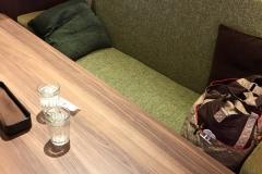 高倉町珈琲店 成田店(1F)のオムツ替え台情報