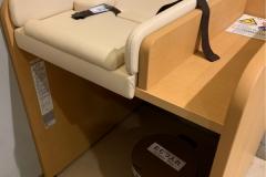 聖路加国際病院(3F)のオムツ替え台情報