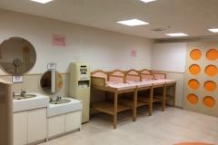 福屋八丁堀本店(8階)の授乳室・オムツ替え台情報