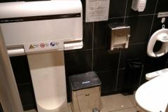 マクドナルド 1号線池上店(2F)のオムツ替え台情報