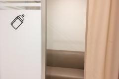 イーザ(1F)の授乳室・オムツ替え台情報