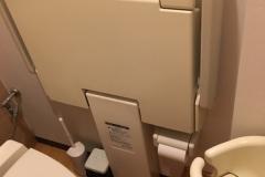 南橋本駅前耳鼻咽喉科(2F)のオムツ替え台情報