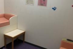 ハローワーク マザーズコーナー(3F)の授乳室・オムツ替え台情報