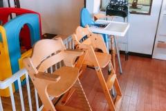 クイーンクックカフェのオムツ替え台情報