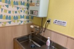 アピタ精華台店(1F)の授乳室・オムツ替え台情報