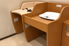 ららぽーと柏の葉北館(2F)の授乳室・オムツ替え台情報