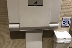 イオンモール神戸南(1F)のオムツ替え台情報