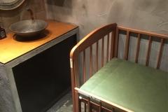 ドトール珈琲農園 江戸川店(1F)のオムツ替え台情報