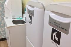 ライフ・東中野店(1F)の授乳室・オムツ替え台情報