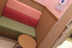 イオンつがる柏(1F 図書館脇)の授乳室・オムツ替え台情報