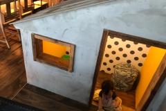 アンシャルムカフェ(2F)のオムツ替え台情報