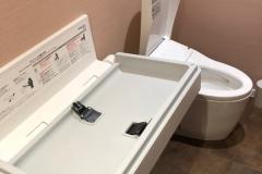 アイル歯科クリニック(3F)のオムツ替え台情報
